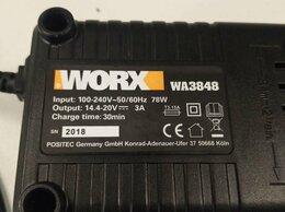 Аккумуляторы и зарядные устройства - АВ78, Зарядное устройство Worx WA3848 3A, 0