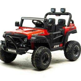Электромобили - Детский электромобиль MotoLand (Мотолэнд) C008 (2021), 0