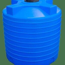 Баки - Пластиковая емкость 2-х кубовая. Вертикальная., 0