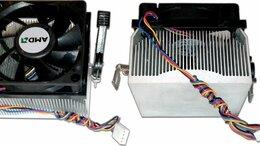 Кулеры и системы охлаждения - Кулер для процессора Socket FM2, FM1, AM3, AM2, 0
