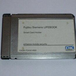 Устройства для чтения карт памяти - Pcmcia устройство для чтения смарт-карт, 0