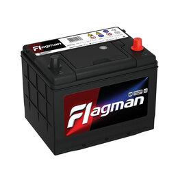 Аккумуляторы и комплектующие - Аккумулятор автомобильный Flagman 85D23L 70Ач 620А Обратная полярность, 0