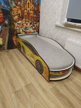 """Кроватки - Кровать - машинка """" Ламба Желтая с подъемным…, 0"""