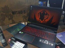 Ноутбуки - Ноутбук Acer Nitro 5 i5-10/12G/1650Ti 4G/SSD512, 0