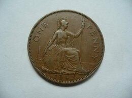Монеты - Монета Великобритании., 0