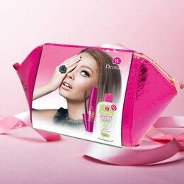 Наборы - Подарочный набор: Тушь и лосьон для снятия макияжа DERMACOL, 0