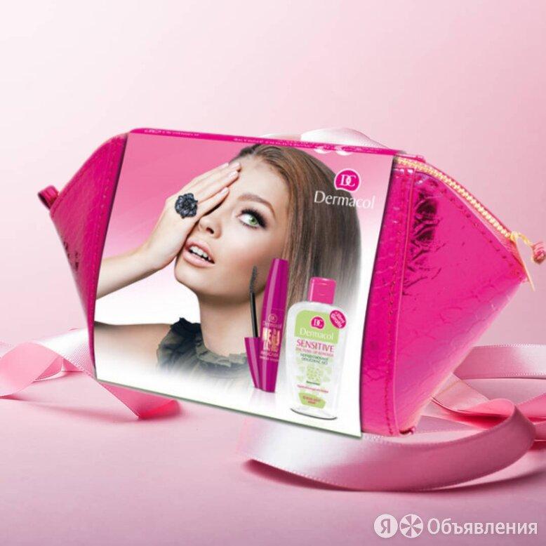 Подарочный набор: Тушь и лосьон для снятия макияжа DERMACOL по цене 1350₽ - Наборы, фото 0