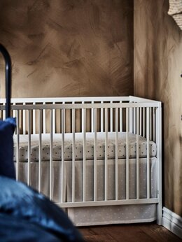 Кроватки - Новая детская кроватка Солгуль Икеа, 0