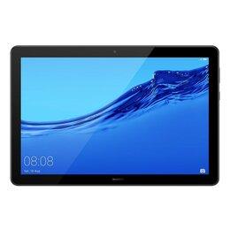 Планшеты - Планшет Huawei MediaPad T5 10 2/16GB LTE Black, 0
