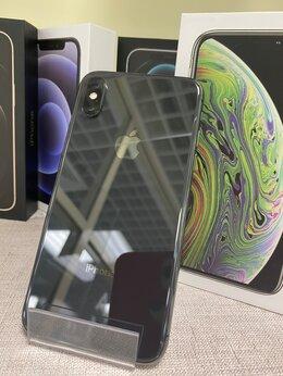Мобильные телефоны - iPhone XS Space Grey 64gb б/у Ростест, 0