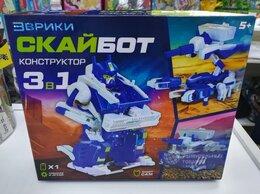 Конструкторы - Электронный конструктор Скайбот 3 в 1, н/б 3396494, 0