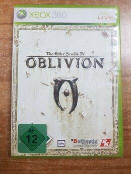 Игры для приставок и ПК - Диск Xbox 360 Oblivion , 0