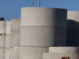Железобетонные изделия - Канализационные бетонные кольца КС 15.6, 0