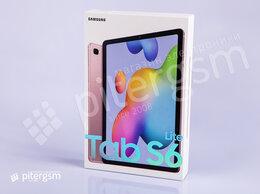 Планшеты - Galaxy Tab S6 Lite 10.4 SM-P615 64Gb LTE Голубой, 0