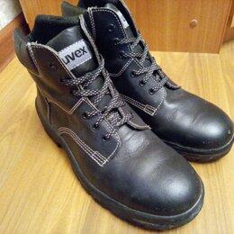 Обувь - Ботинки кожаные Uvex 42 размер, 0