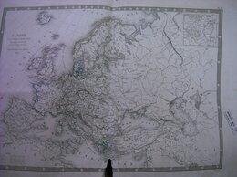 Антикварные книги - Антикварная карта Европы 1835 года., 0