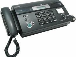 Проводные телефоны - Факс Panasonic KX-FT982, 0