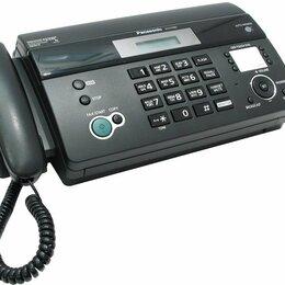 Факсы - Факс Panasonic KX-FT982, 0