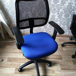 Компьютерные кресла - Компьютерное кресло СН-797 синий, 0