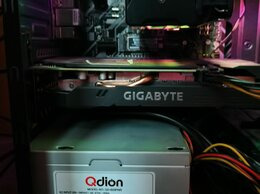 Видеокарты - gigabyte gtx 1660 oc 6gb, 0