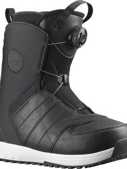 Защита и экипировка - Сноубордические ботинки SALOMON Launch Boa Jr, 0