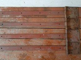 Заборы и ворота - Петли для ворот, 90 см, новые (4 шт.), 0