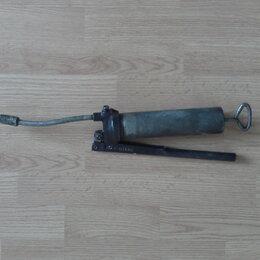 Военные вещи - Шприц плунжерный для смазки (ВОЕННЫЕ (Советское производство), 0