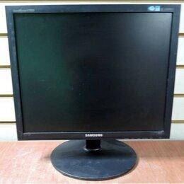 Мониторы - 19/5:4/Samsung_E1920/black (TFT TN 1280x1024 W170H, 0