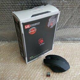 Мыши - Игровая беспроводная мышка A4Tech Bloody R70, 0