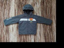 Куртки и пуховики - Двухсторонняя ветровка на мальчика 116, 0