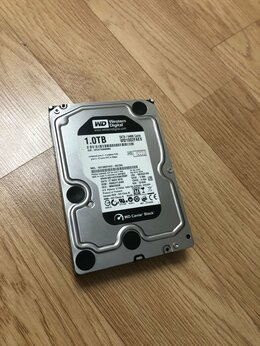 Внутренние жесткие диски - Western Digital Black 1 TB (SATA), 0
