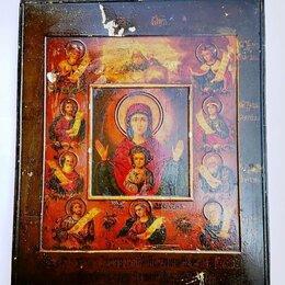 Иконы - Курская Коренная икона Божией Матери «Знамение» , 0
