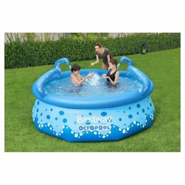 Бассейны - Бассейн My First Pool 274x76см Осьминог 3153л, 0