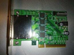 Сетевые карты и адаптеры - Host Adapters PCI-E to PCI-E 4x, 0