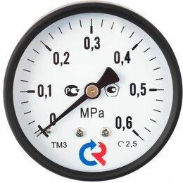 Измерительные инструменты и приборы - Манометр ТМ-510Т.00 (0-25МПа) М20х1,5.1,5, 0