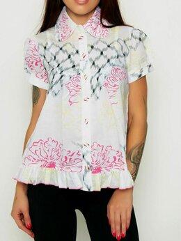 Блузки и кофточки - 100% хлопок. Новая блузка Trend Style, 0