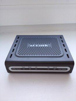 Проводные роутеры и коммутаторы - Модем (интернет маршрутизатор) D-LINK DSL-2500U…, 0