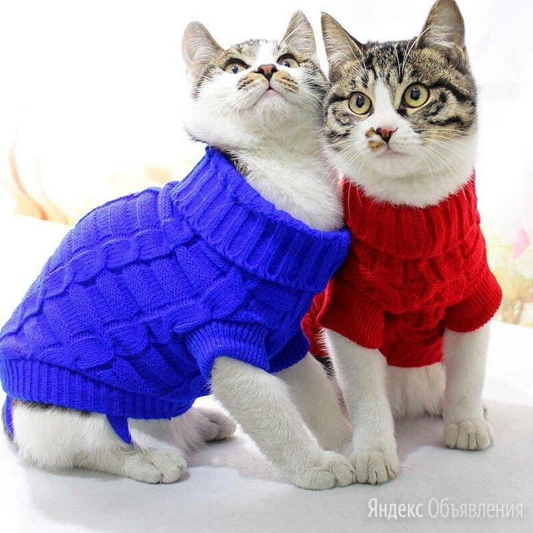 Продам вязаную одежку для ваших животных по цене 500₽ - Одежда и обувь, фото 0