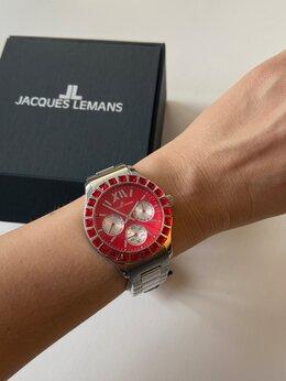 Наручные часы - Часы женские jacques lemans JL 1-1627ZD Оригинал, 0