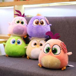 Мягкие игрушки - Мягкая игрушка Птенчик цвета в ассортименте, 0