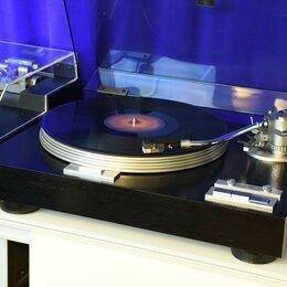 Проигрыватели виниловых дисков - Проигрыватель винила Yamaha YP-D7, 0