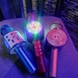 Микрофоны и усилители голоса - Беспооводные караоке-микрофоны, 0