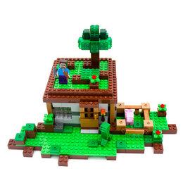Конструкторы - Лего майнкрафт, 0