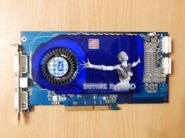 Видеокарты - Видеокарта AGP ATI Radeon x1950 pro 512mb, 0