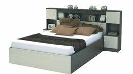 """Кровати - """"Бася"""" Кровать с прикроватным блоком, 0"""