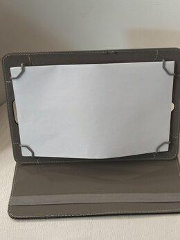 Чехлы для планшетов - Чехол-книжка для планшета  размером 25х15 см, 0