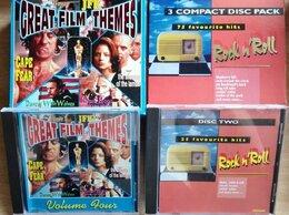 Музыкальные CD и аудиокассеты - Саундтреки Great Film Themes 4 CD Rock n Roll 3 CD, 0