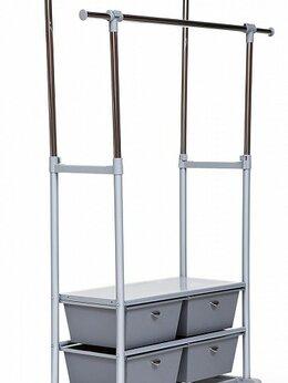 Вешалки напольные - Вешалка гардеробная NY-3297, 0