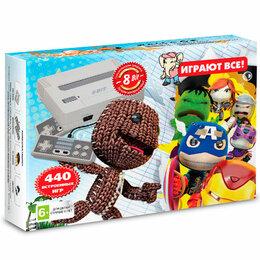 Ретро-консоли и электронные игры - Приставка ДЕНДИ 440 игр., 0