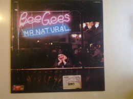 Виниловые пластинки - LP BEE GEES - Mr. Natural - Japan 1974 Promo…, 0